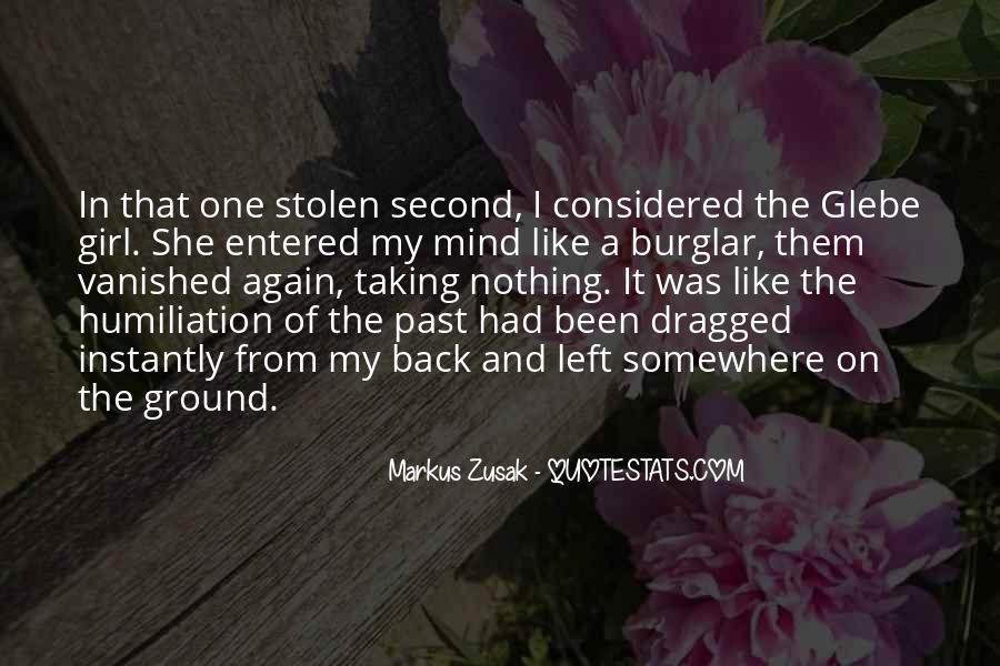 Burglar Quotes #1181578