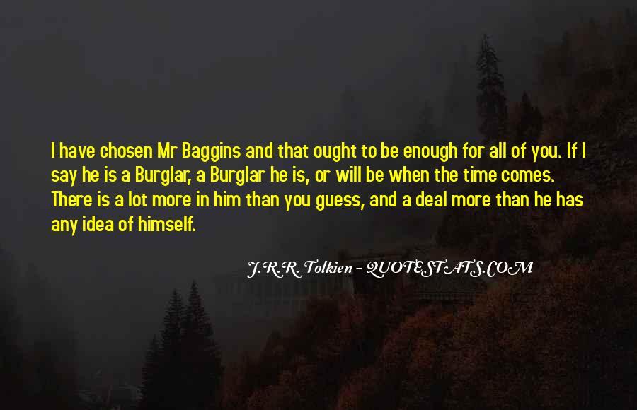 Burglar Quotes #1240493