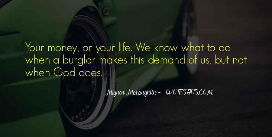 Burglar Quotes #1318425