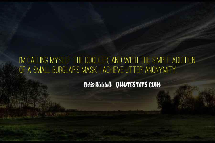 Burglar Quotes #1349671