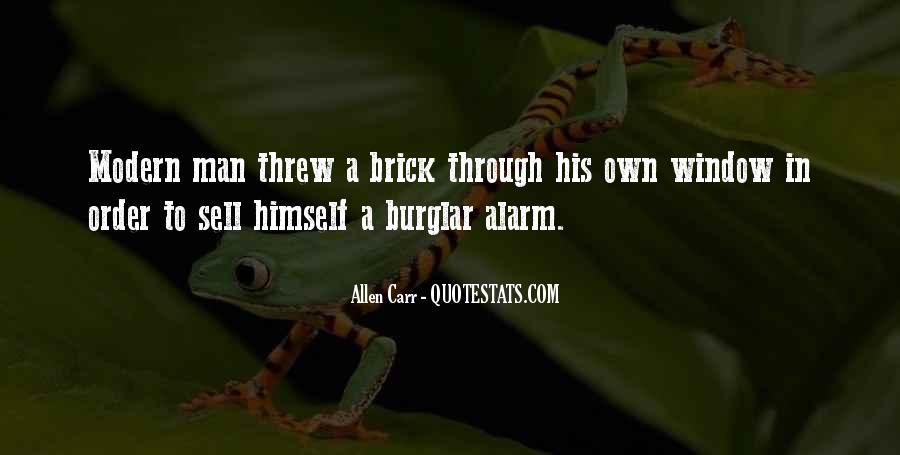 Burglar Quotes #1420222