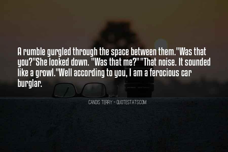 Burglar Quotes #1637640