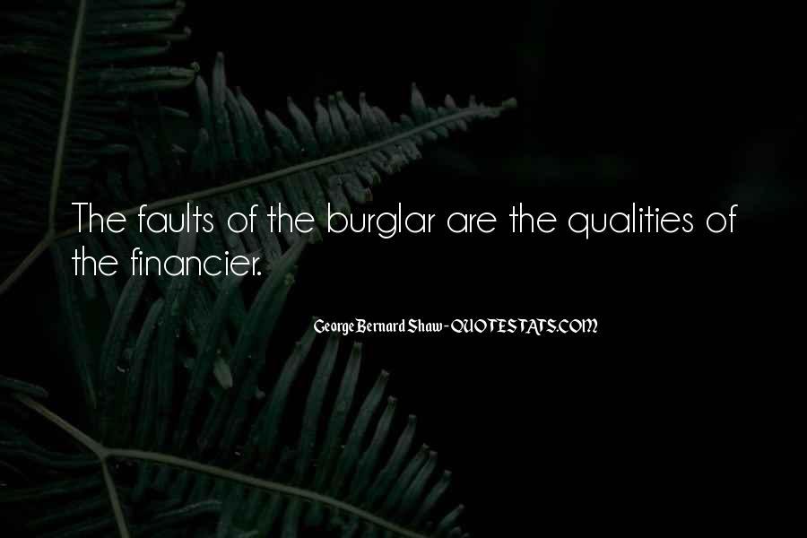 Burglar Quotes #1650440