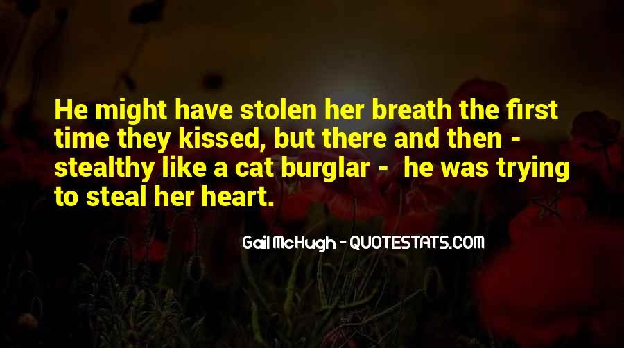 Burglar Quotes #165263