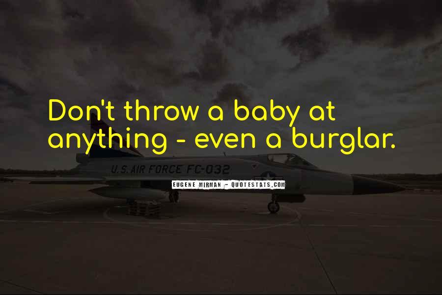 Burglar Quotes #1684035