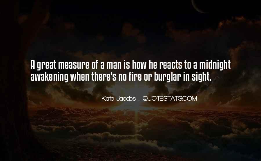Burglar Quotes #906566