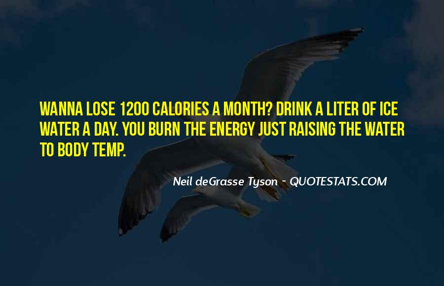 Burn Energy Drink Quotes #116236
