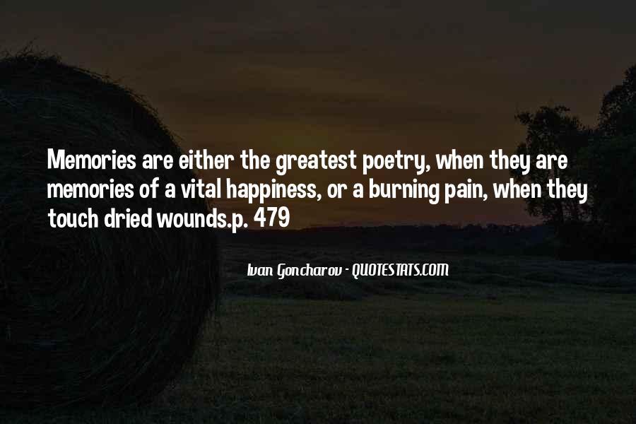 Burning Memories Quotes #1209273
