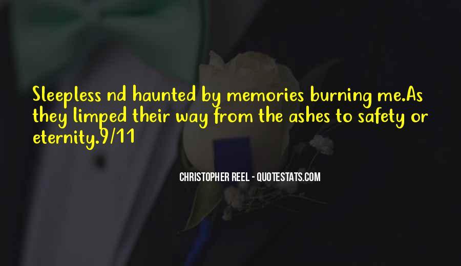 Burning Memories Quotes #674644