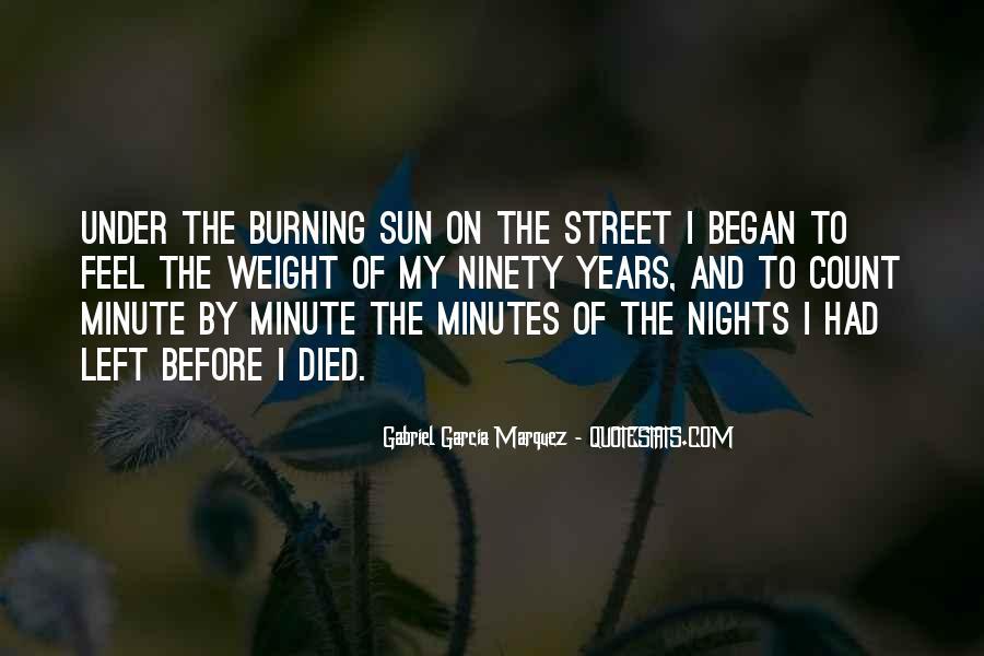 Burning Memories Quotes #95087