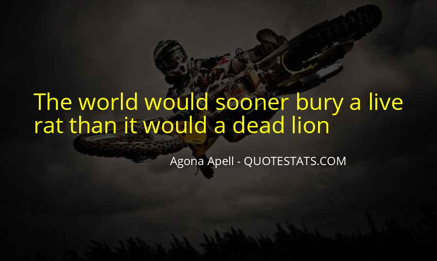 Bury Your Dead Quotes #539945