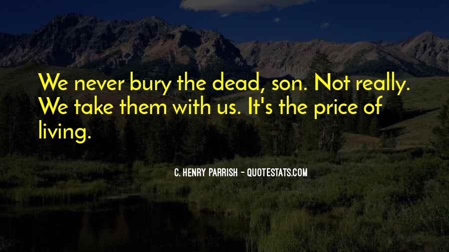 Bury Your Dead Quotes #655959