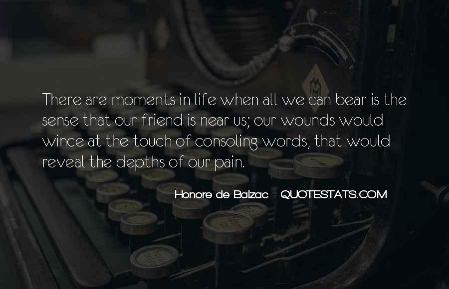 Quotes About The Sense Of Touch #1391442