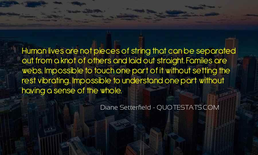 Quotes About The Sense Of Touch #812209