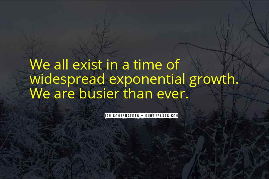 Busier Than Quotes #1338843
