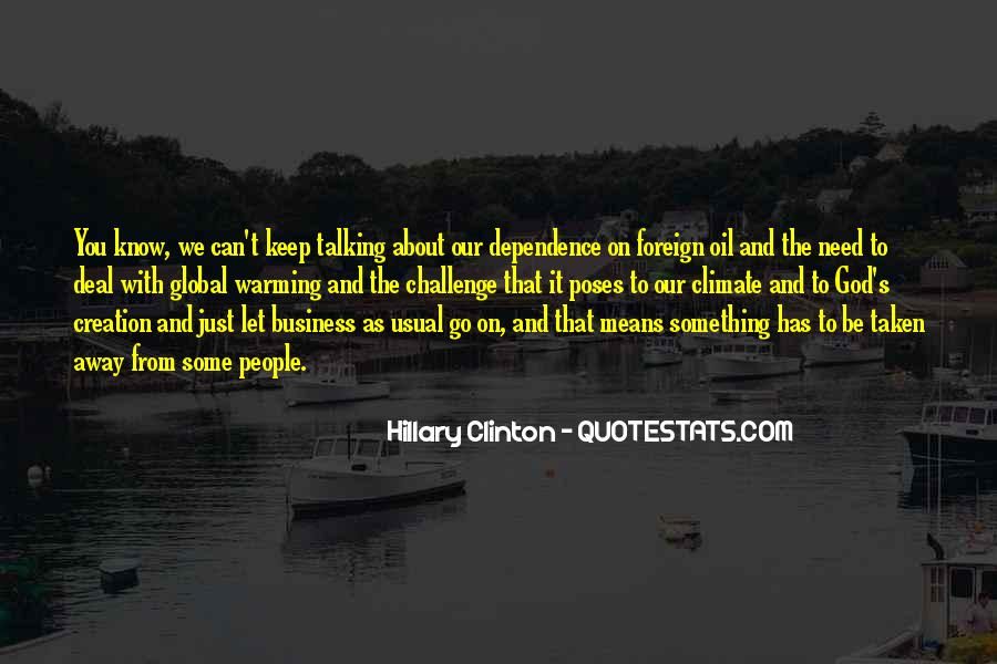 Business And God Quotes #1001864