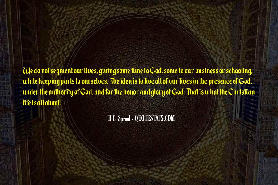 Business And God Quotes #1035810