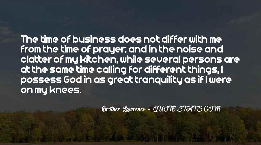 Business And God Quotes #1094115