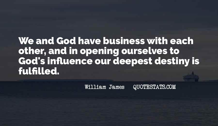 Business And God Quotes #1155375