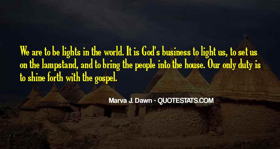 Business And God Quotes #197542