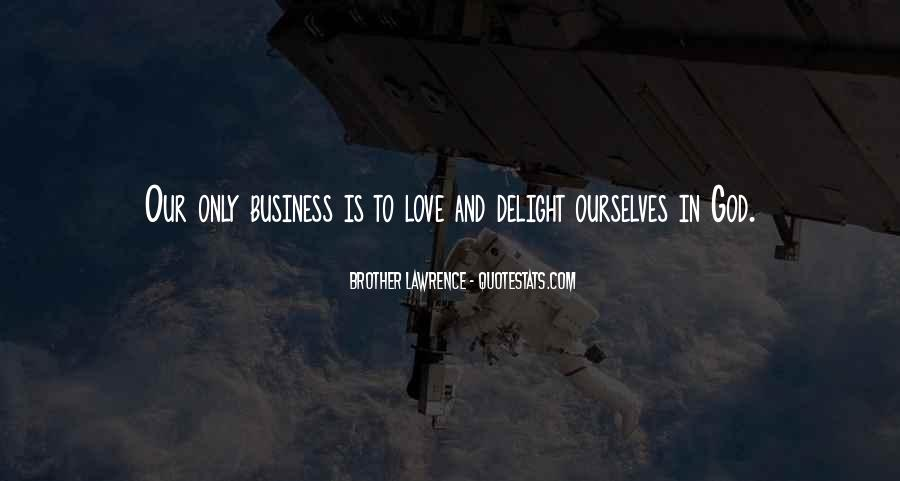 Business And God Quotes #233667