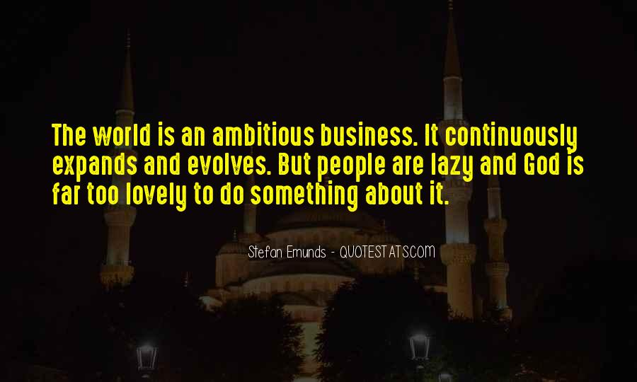 Business And God Quotes #258238