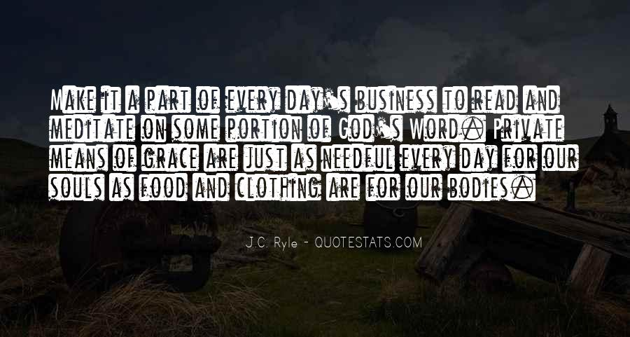 Business And God Quotes #288517