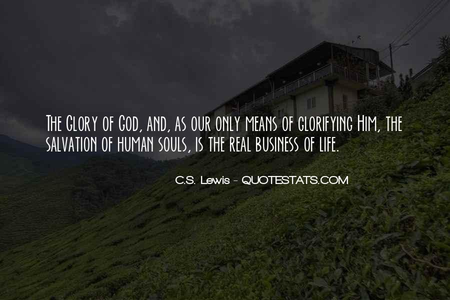 Business And God Quotes #301155