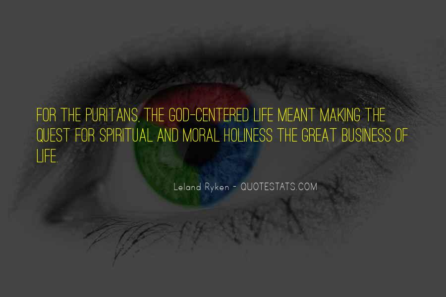 Business And God Quotes #739336