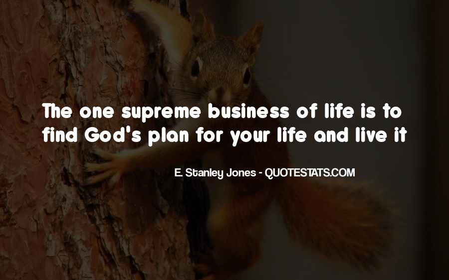 Business And God Quotes #901893