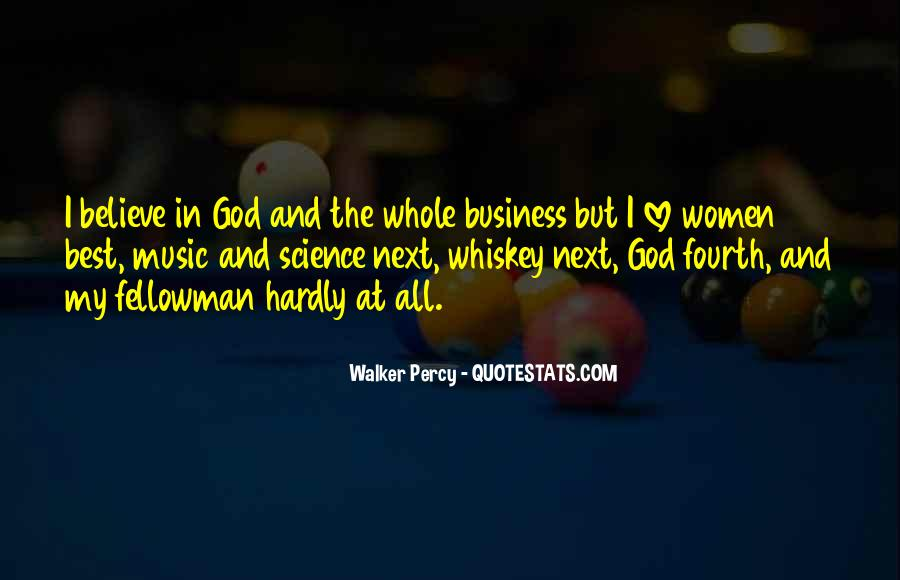 Business And God Quotes #958450