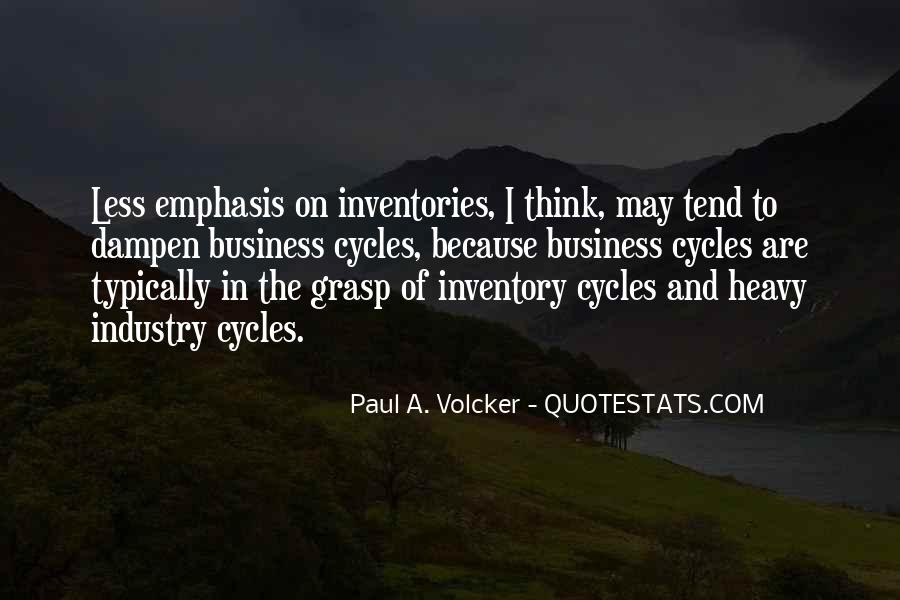 Business Inventory Quotes #1734640