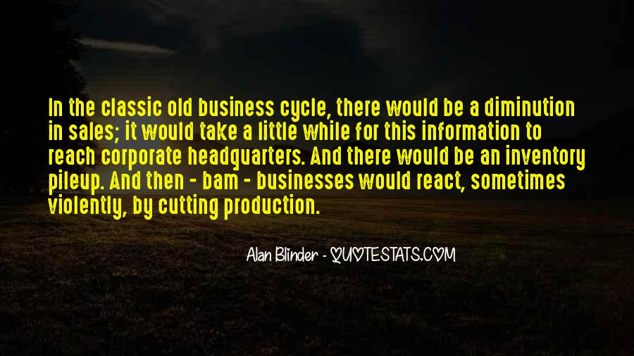 Business Inventory Quotes #277017