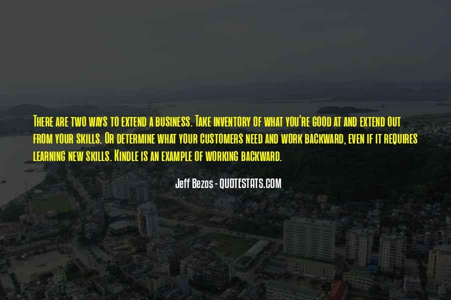 Business Inventory Quotes #728447