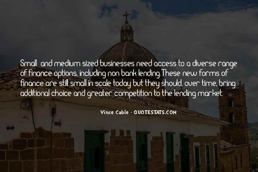 Business Open Minded Quotes #1824398