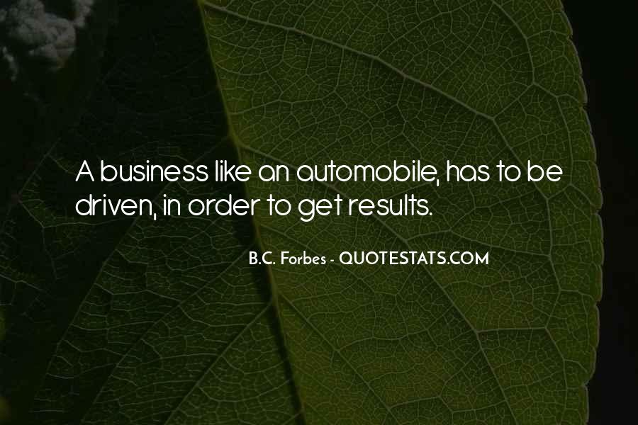 Business Results Quotes #1064613