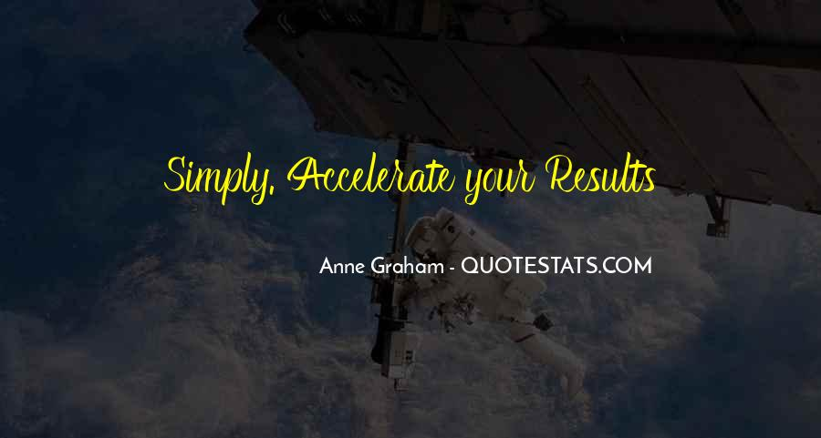 Business Results Quotes #1110632