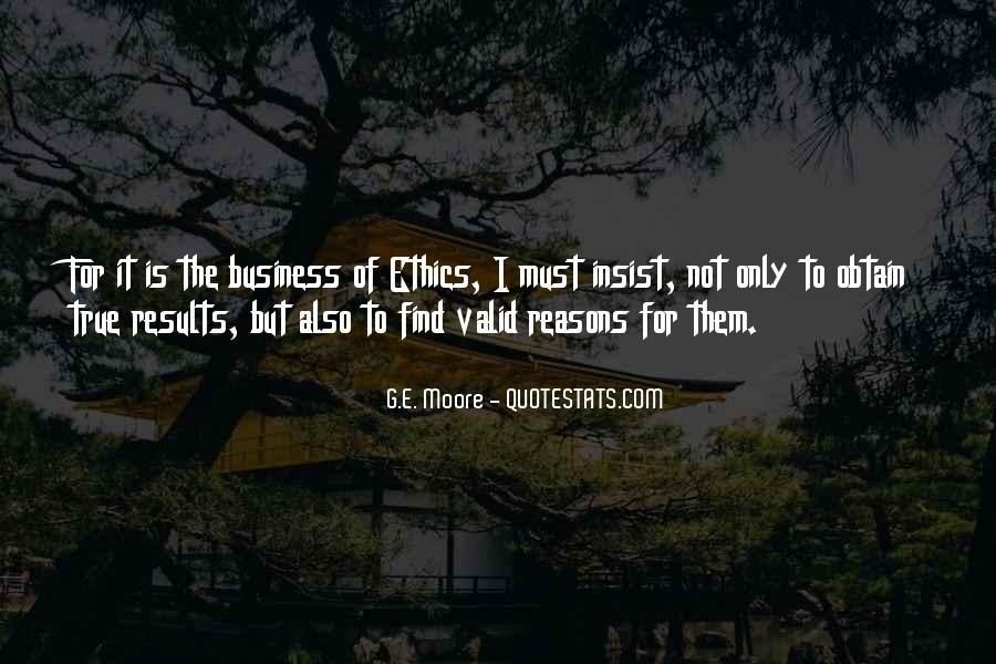 Business Results Quotes #1249943