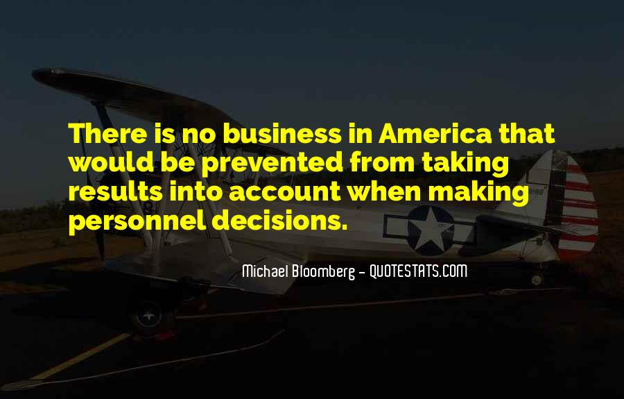 Business Results Quotes #1267008