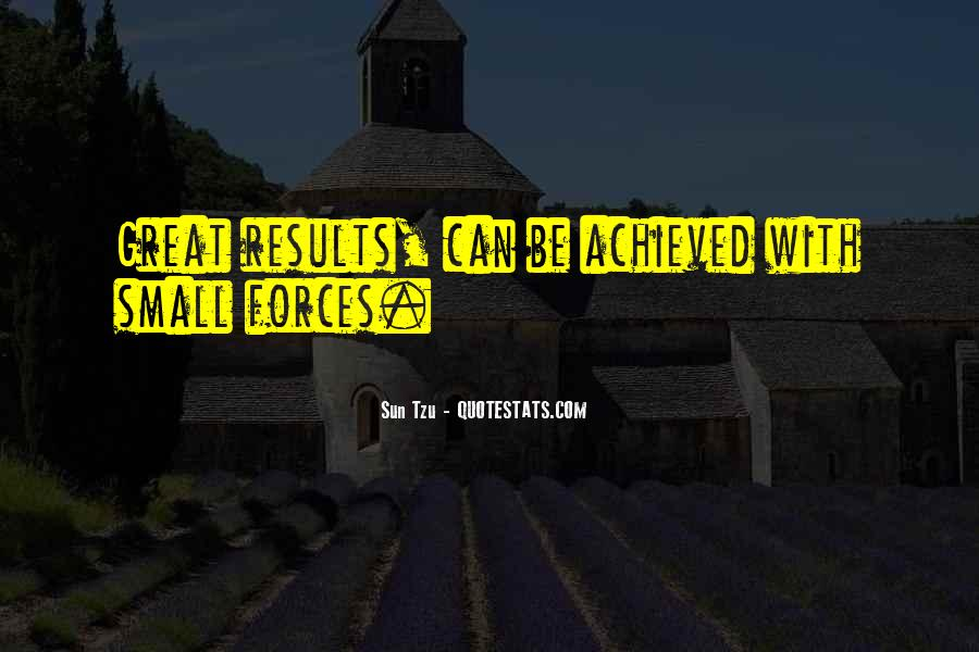 Business Results Quotes #136394