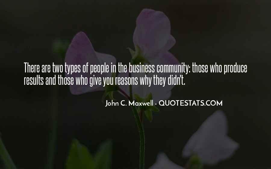 Business Results Quotes #142839
