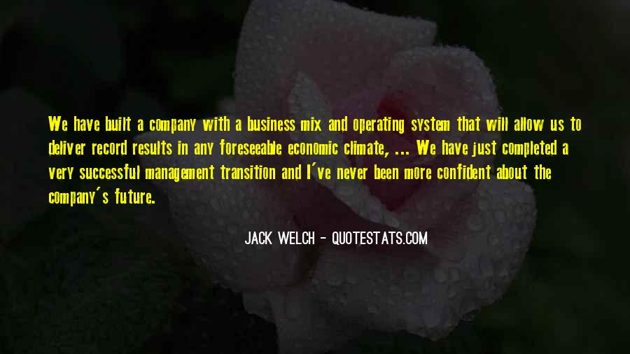 Business Results Quotes #1484954