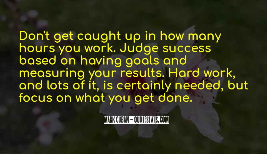 Business Results Quotes #158968