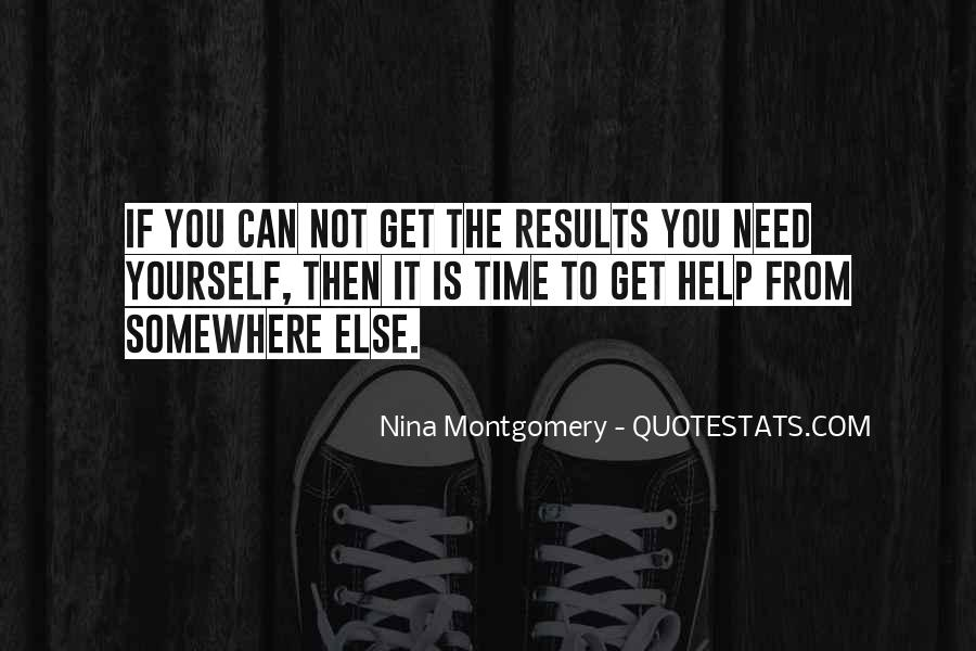 Business Results Quotes #1602787