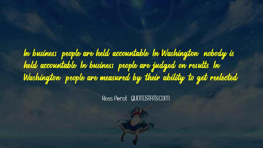Business Results Quotes #1606472