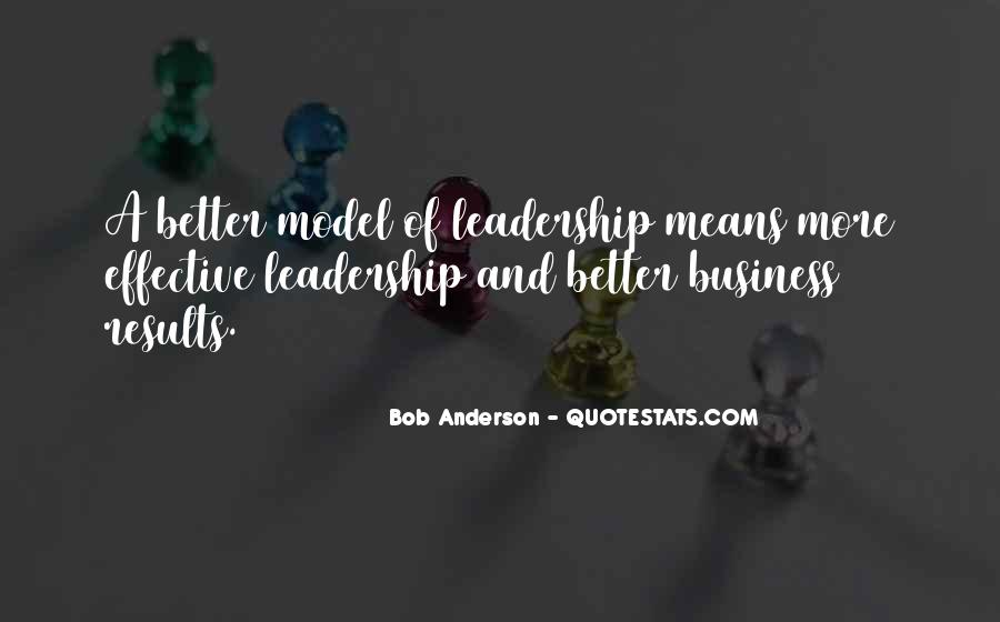 Business Results Quotes #1726911