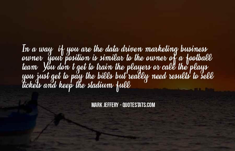 Business Results Quotes #1763123