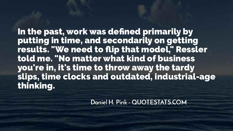 Business Results Quotes #34067