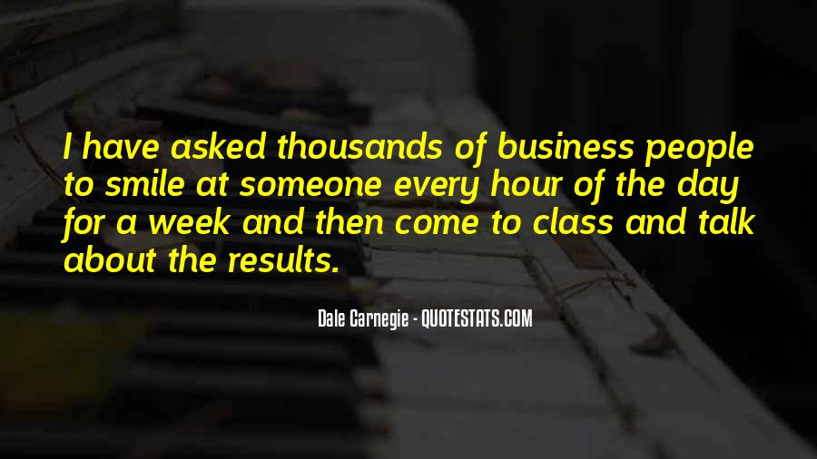Business Results Quotes #448334