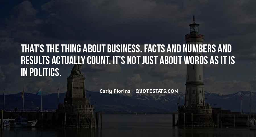 Business Results Quotes #508265